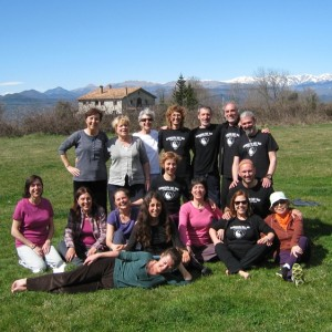 Encuentro en Olot (Noviembre 2014)