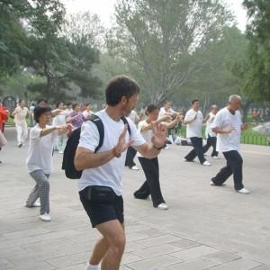 Primer viaje a Beijing (Agosto 2006)