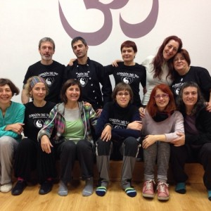 Corazón del Tao en Zaragoza (Otoño 2014)