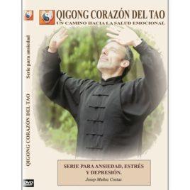 DVD Qigong para ansiedad, estrés y depresión.