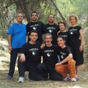Corazón del Tao en Málaga (Junio 2014)