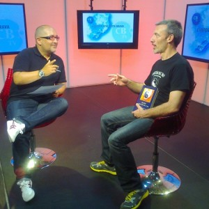 Entrevista con Francesc Quilez en TV Costa Brava (Junio 2014)