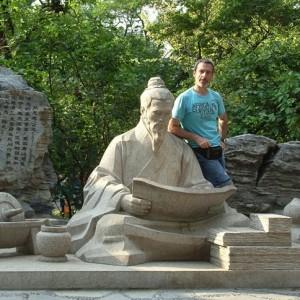 Viaje a Beijing, parque Ditan (Julio 2014)